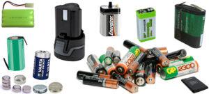 Småbatterier